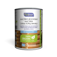 Масляно-восковая мастика Сигма-Торец финиш, масло воск для дерева