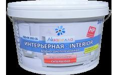 Акриловая краска для потолков супербелая - Акварелла ВД-АК 202 СБ